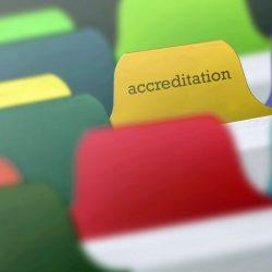 Accreditations 1600